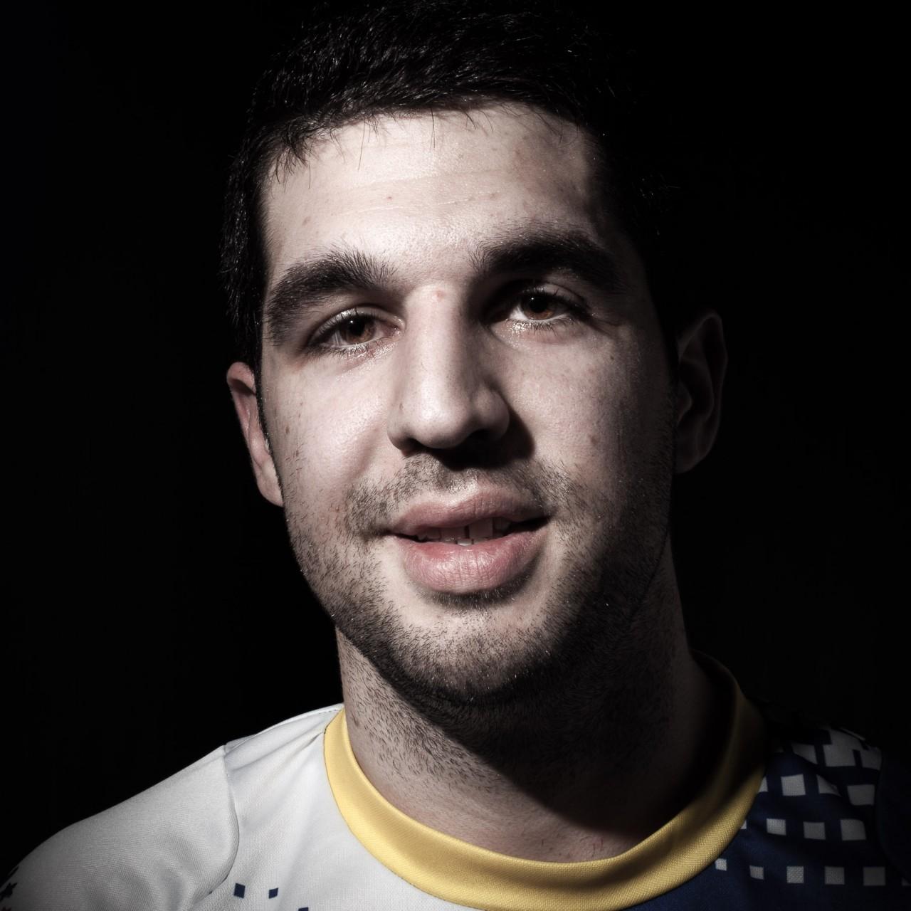 Jordi Urbano Jugador OK Lliga CH Caldes